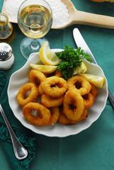 Calamari fritti - Secondi di pesce Toscana