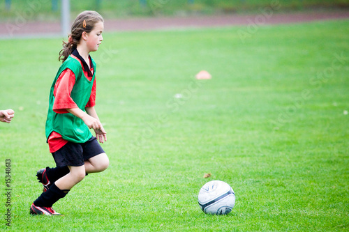 Fussball Madchen Stock Photo And Royalty Free Images On