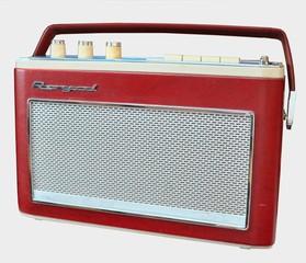 Radio Kofferradio aus den 60ern