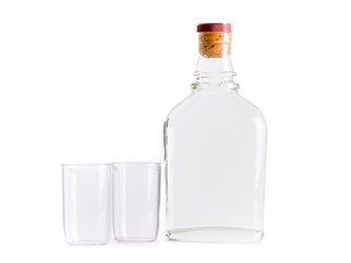 bottle whiskey