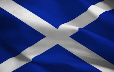 sotland flag saltire