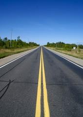 Highway,Straße,endlos,Zukunft