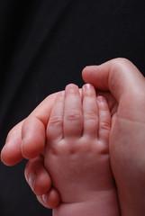 Baby Hand Mutter