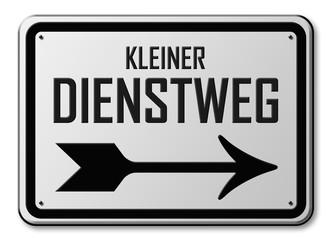 KLEINER DIENSTWEG