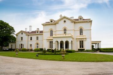 Old Beach Mansion