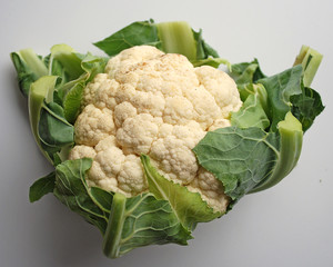 Chou-fleur  -  Cauliflower