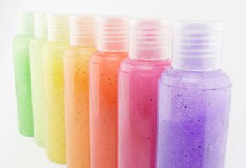 Obraz colorful bottles - fototapety do salonu