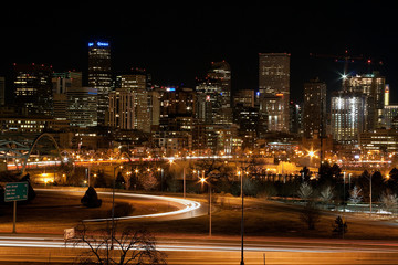 Denver in January