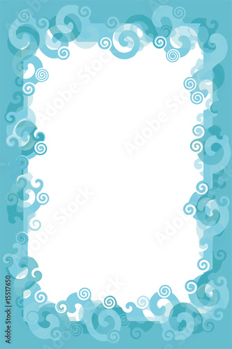 Cornice Blu Stock Image And Royalty Free Vector Files On Fotolia