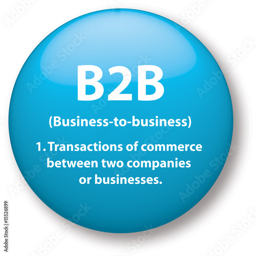 b2b definition in business