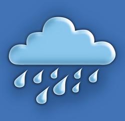 Wolken & Regen