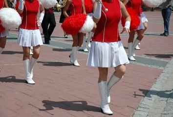 girl parade