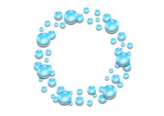 Wasser Kreis Lauf