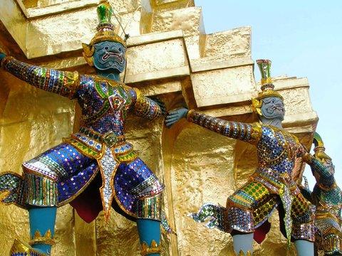gardien de temple III