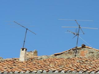 antenas tradicionales