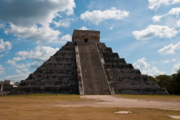 Chichen Itza, Pyramide des Kukulcan