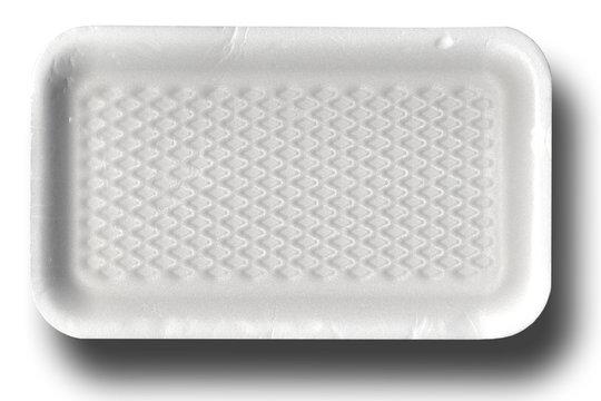 Styrofoam trey