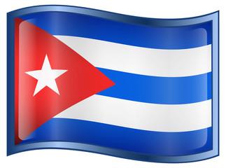 Cuba Flag Icon