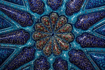 Persian abstract background