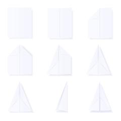 Making a Paper Plane