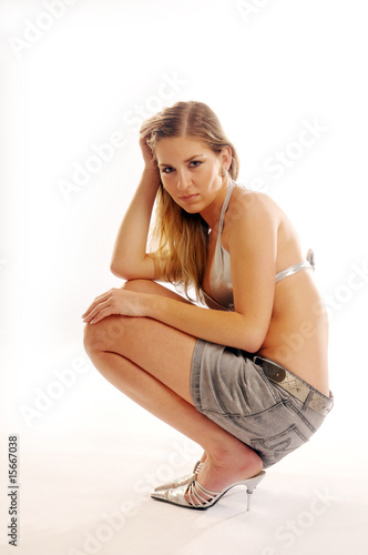 The Niked Attractive Young Woman Stock Photo And Royalty Free Images On Fotolia Com Pic 15667806