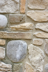 Muro in pietra