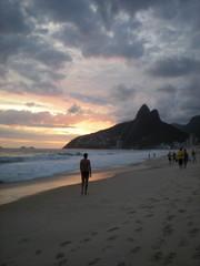 plage d'ipanema - Rio de Janeiro - Brésil