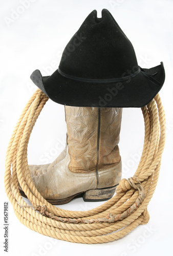 boots rope and hat - photo #23