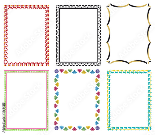 Cornici Varie Stock Image And Royalty Free Vector Files On Fotolia
