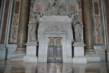 Rome - St. Peter's Basilica