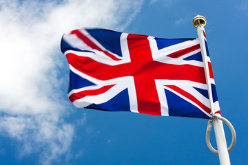 Flag of the United Kingdom of Great Britain and Northern Ireland
