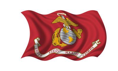 US Marine Corps Flag