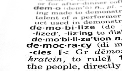 Democracy Defined