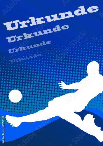 Fussball Urkunde Stock Photo And Royalty Free Images On