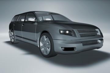 modern vehicle