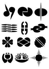 Examples for logos