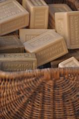 savons de fabrication artisanale