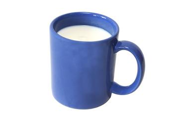 Tasse Milch