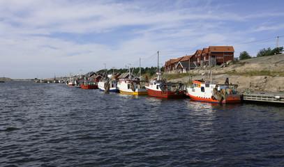 Fishermans harbour