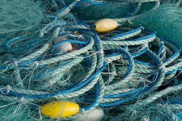 Fishing Nets & Rope