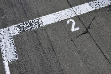 Formel 1 - Startplatz 2