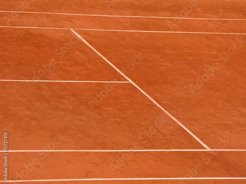 terrain de tennis photo libre de droits sur la banque d 39 images image 15757418. Black Bedroom Furniture Sets. Home Design Ideas