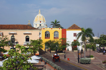 Cartagena, Kolumbien