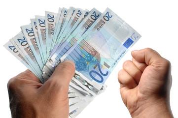 transaction financière gagnante