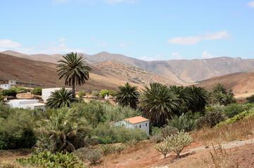 Village Betancuria, Canary Island Fuerteventura, Spain