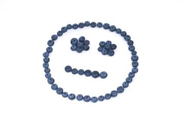 Blueberry  Smile