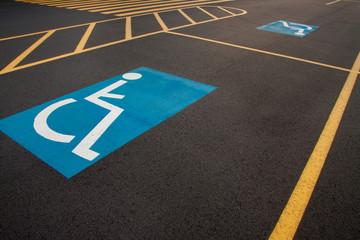Handicalled Parking