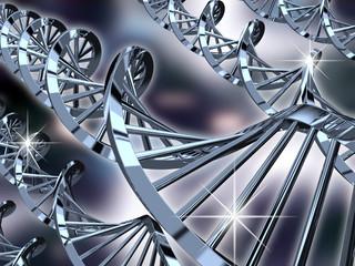 DNA techno style