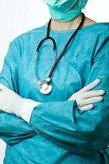 Ärztin im PO
