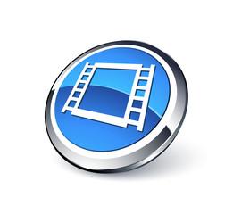 icône pellicule photo / bande vidéo / multimédia